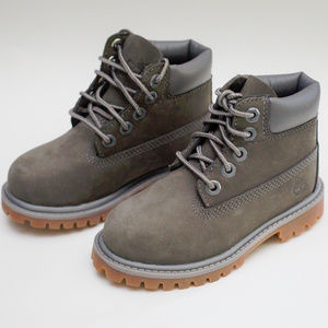 Gray TImberland Boot NEW